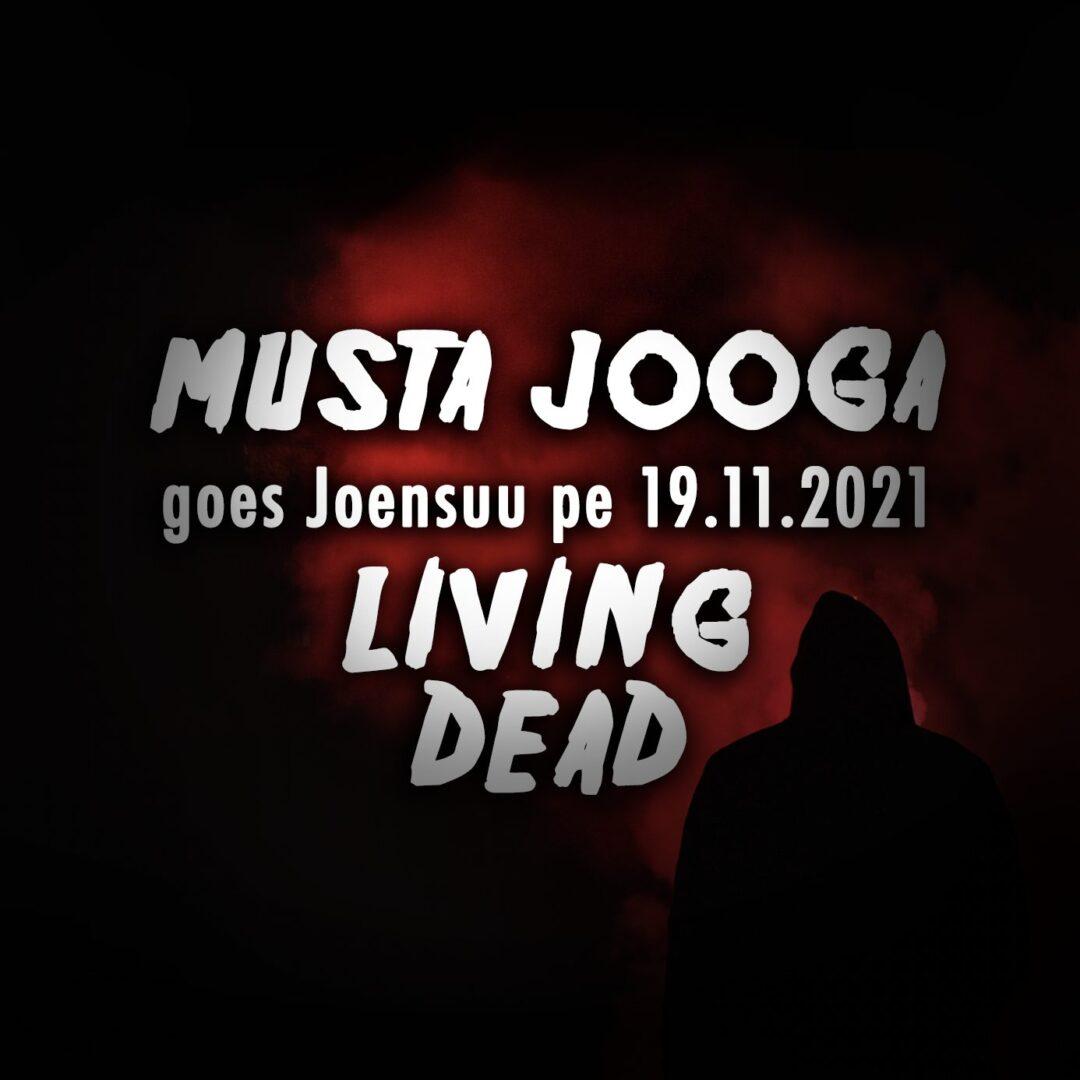 musta jooga living dead